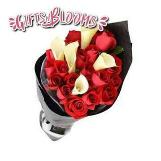 Beautiful Fresh Flower Surprise for Special One Bouquet V90 - HBCYE