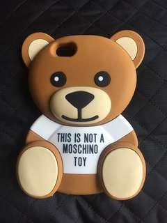 Iphone 6 Moschino bear case