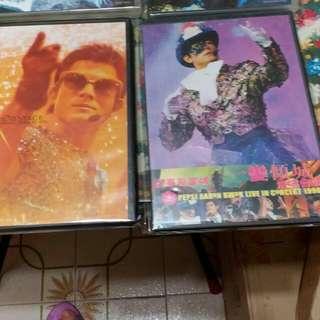 郭富城On Stage一變傾城演唱會DVD兩套