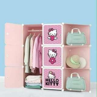 Hello Kitty Kids Character Closet - 6CUBES