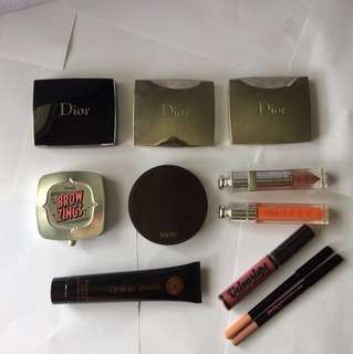 makeup new & used