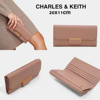 NEW!!! CHARLES AND KEITH DOMPET IMPORT WANITA
