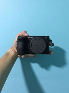Sony a6500 (With Warranty)
