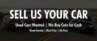 Highest Price For Your Car! Sell Us Now!!