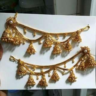 Bahubali Inspired Earring