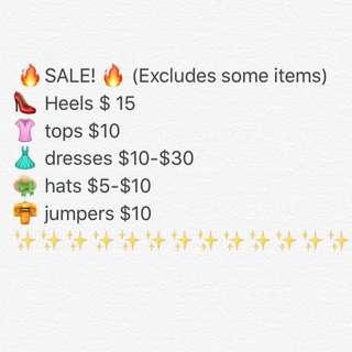 Sale - Make your offer