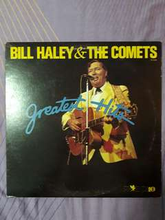 Vinyl LP Record - Bill Haley & The Comets - Greatest Hits