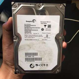 Seagate Barracuda Hard Drive