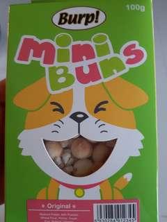 Burps Mini Bun for pet