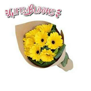 Beautiful Fresh Flower Surprise for Special One Bouquet V79 - ECBMN