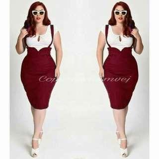 2 in1 dress