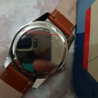 Authentic fossil watch from us