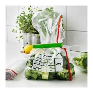Ikea fornybar freezer bag 3L 40pcs