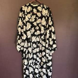 Floral Kimono Urban Outfitters