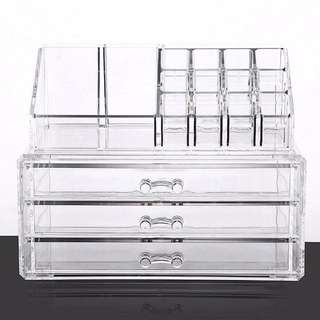 Brand new Acrylic Make Up Organizer