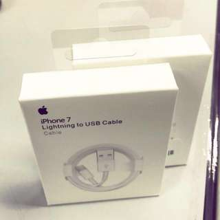 Authentic Apple Lighting Cable (1m)