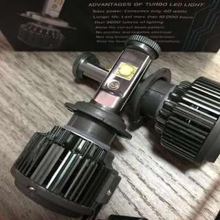 V16 Turbo LED Light