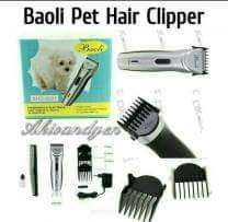 Baoli pethair clipper set