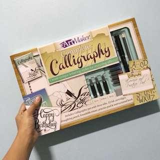 Brand New Calligraphy Set