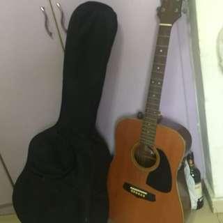 ARIA acoustic guitar 3307-1B