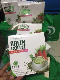 Green Coffee - Slimming