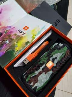 Jbl flip 3 camouflage limited edition