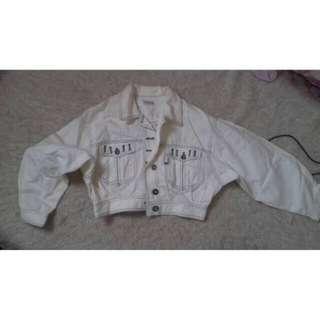 Jacket Jeans Preloved