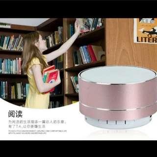 (4件/4pieces) 藍牙音箱喇叭小型戶外運動座枱高端A10款 (有色) (唯多推廣系列) (包Buyup自取站取貨) (bluetooth speaker)
