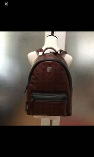 Authentic MCM Medium Backpack