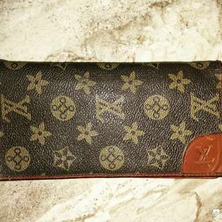 Wallet Monogram LX International