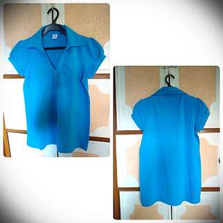 Maternity Polo Top