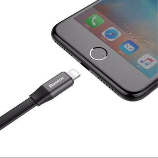 Baseus iPhone /Android Charging Cable (23CM)