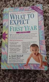 1st year  baby bible