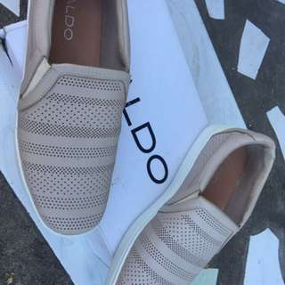 Authentic Aldo Shoes