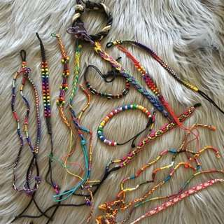 🆕Mixed Bracelets/anklets