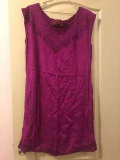 New Silk dress