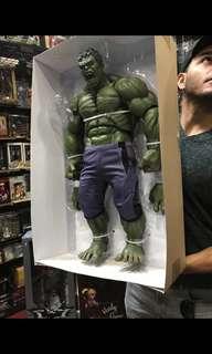 Neca 1/4 scale hulk age of voltron