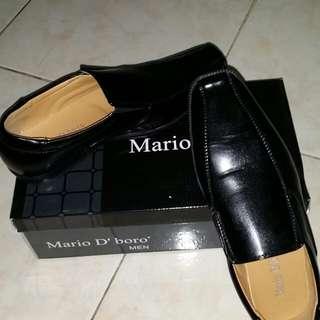 Mario D' boro black shoes