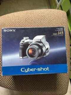 Camera Sony cyber-shot DSC-H1