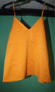 Sexy Orange Top