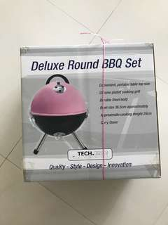 BBQ SET PORTABLE MOBILE SMALL SIZE