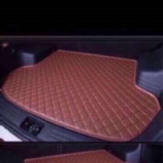Customized boot mat