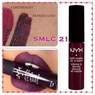 *(NEW) NYX SMLC Transylvania