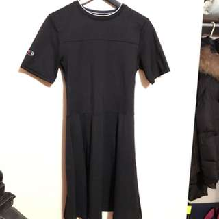 Champion Brand Black Dress