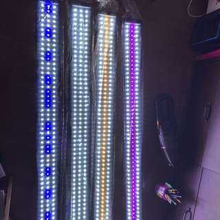 BRAND NEW 4ft & 5ft Custom made fish tank led light on sales!!!