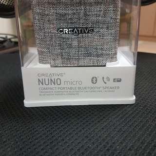 Creative Nuno portable speaker