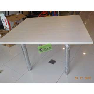 Stainless Legs office furniture - partition