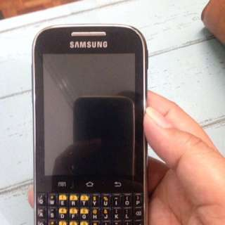samsung touch and keypad