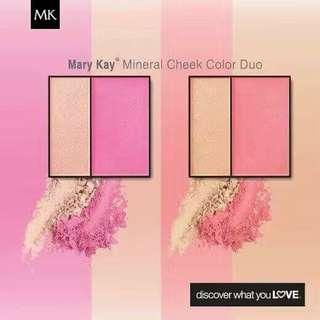 💓Mineral Cheek Colour Duo💓