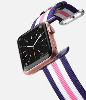 Casetify Apple Watch Band - Nylon Fabric